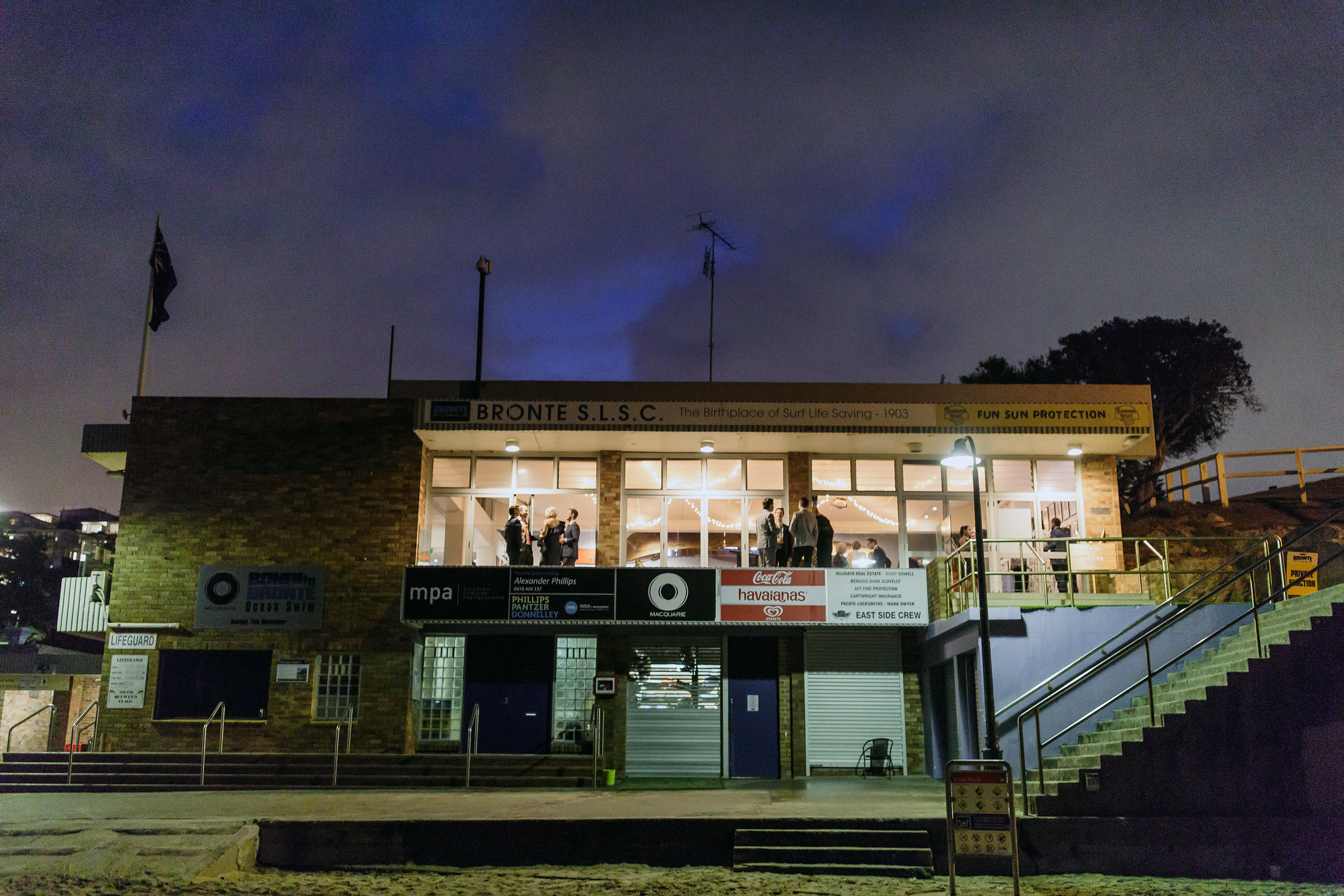 Bronte Surf Lifesaving Club President's Update on New Building